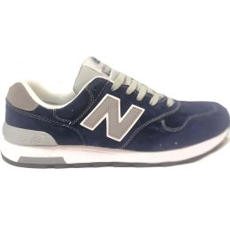 Кроссовки New Balance Сине-серые мужские (40-45)
