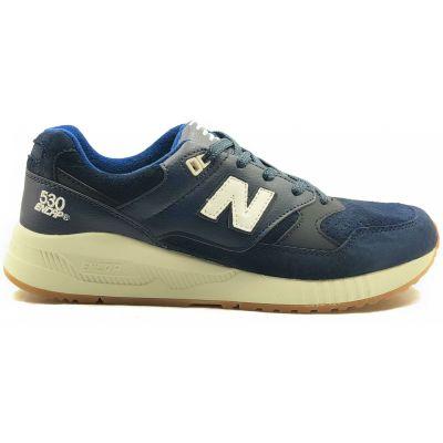 Кроссовки New Balance Синие мужские