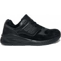 Кроссовки New Balance (Нью Баланс) Черные мужские (40-45)