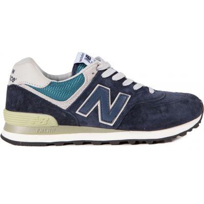 Кроссовки New Balance 574 мужские синие