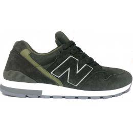 Кроссовки New Balance мужские Зеленые