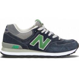 New Balance мужские Сине-зеленые (40-45)