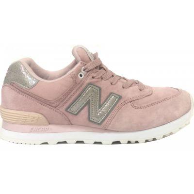 Кроссовки New Balance Розовые женские (36-41)