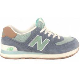 Кроссовки New Balance женские Сине-голубые (36-41)