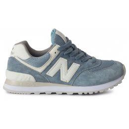 New Balance женские Сине-белые (36-41)