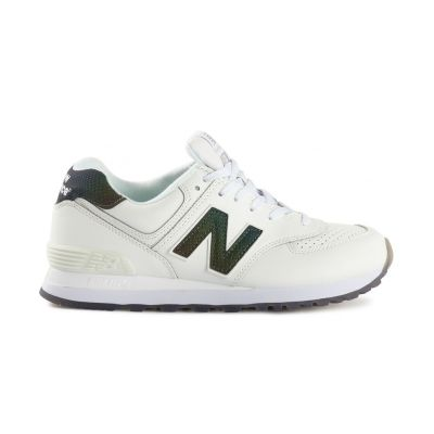 Кроссовки New Balance Бело-черные женские (36-41)