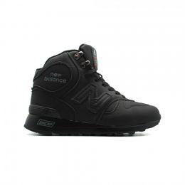 Кроссовки New Balance 1300 черные зимние мужские
