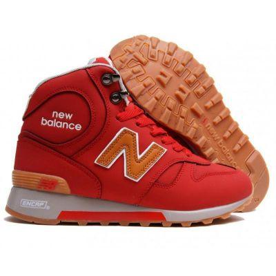 New Balance 1300 красные зимние женские