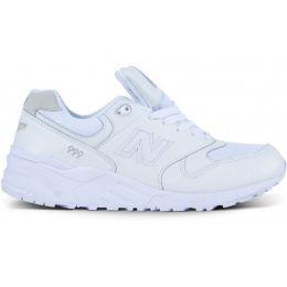 Кроссовки New Balance белые кожаные (36-41)
