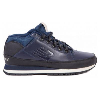 Кроссовки New Balance мужские Синие кожаные (40-45)