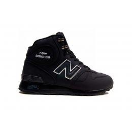 New Balance 1300 черные зимние