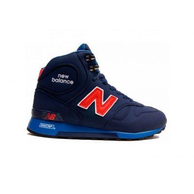 Кроссовки New Balance 1300 синие зимние