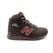New Balance 1300 коричневые зимние