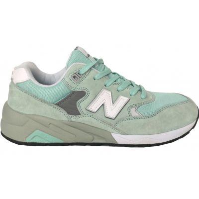 Кроссовки New Balance женские светло-зеленые (36-41)