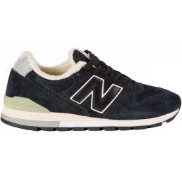 New Balance черно-белые мужские
